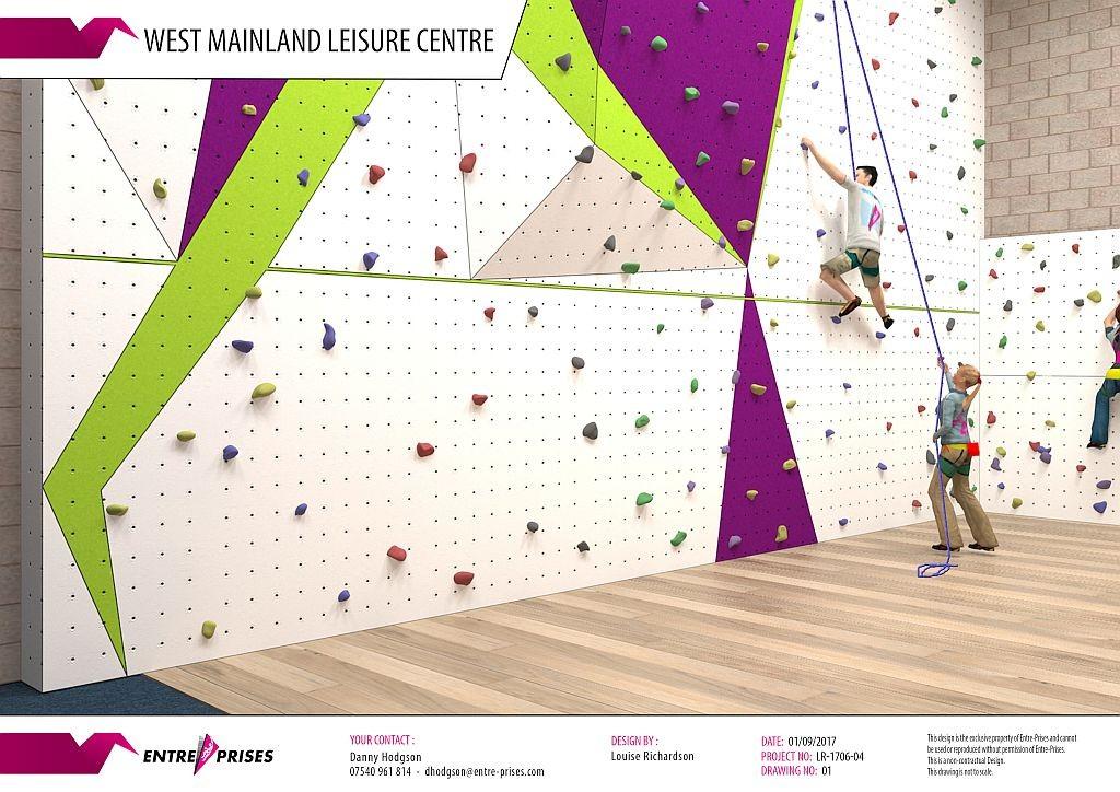 Aith Climbing Wall 4